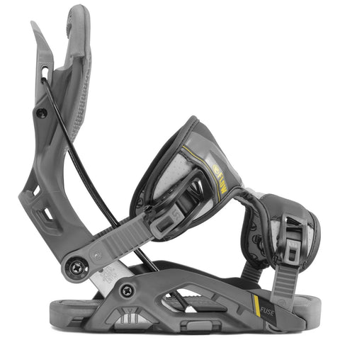 2020 FLOOW FUSE MEN SNOWBOARD BINDINGS
