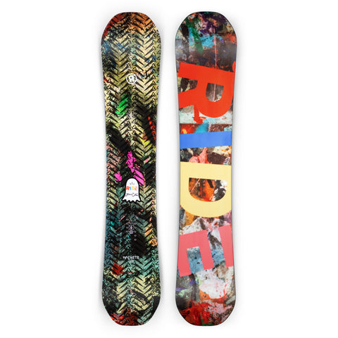 2021 RIDE MACHETE MEN SNOWBOARD