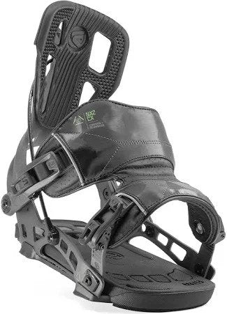 2020 FLOW NX2-CX GRAPHITE MEN SNOWBOARD BINDING