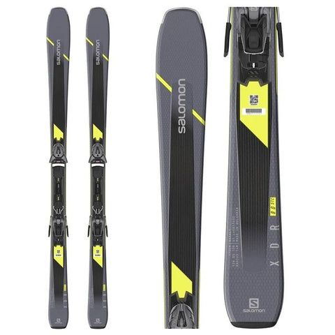 2020 SALOMON XDR 80STC MENS SKI
