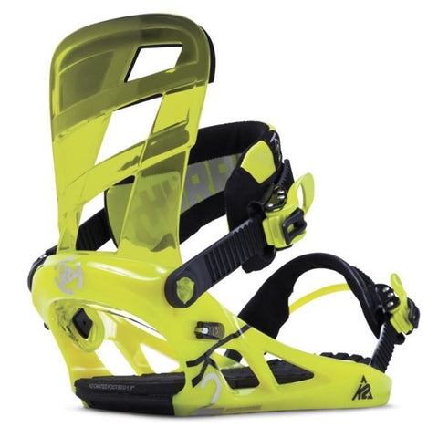 K2 HURRITHANE MEN SNOWBOARD BINDING