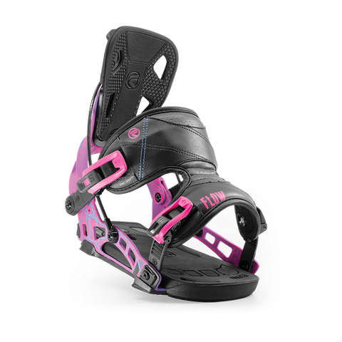 2020 FLOW NX2 MIDNIGHT MEN SNOWBOARD BINDING
