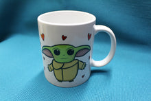 Load image into Gallery viewer, 'The Little Sprout' Baby Alien Mug