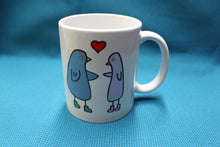 Load image into Gallery viewer, 'Love Birds' Mug