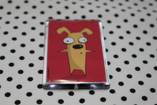 Load image into Gallery viewer, 'Surprised Dog' Fridge Magnet