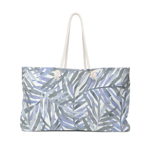 Tropic Weekender Bag in Blue
