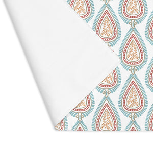 Teardrop Placemat in Aqua