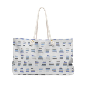 Urban Weekender Bag in Blue