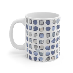 Make a Splash Mug in Blue