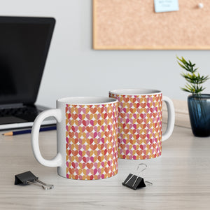 Love Mug in Red