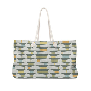 Tramway Weekender Bag in Green