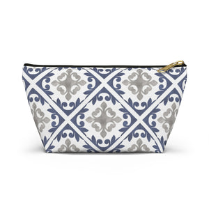 Porto Tile Accessory Pouch w T-bottom in Navy