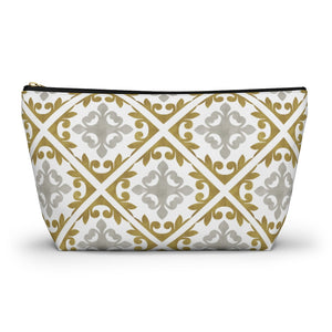 Porto Tile Accessory Pouch w T-bottom in Gold