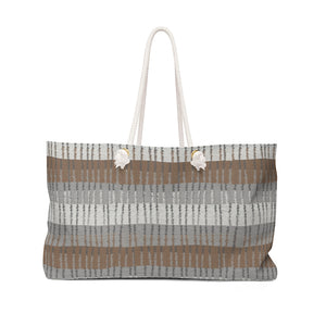 Bryce Canyon Weekender Bag in Brown