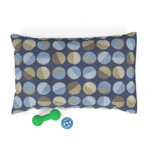 Ping Pong Pet Bed in Blue