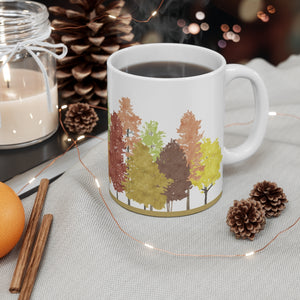 Walk in the Woods Mug in Multi