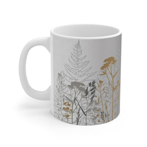 Countryside Mug in Gray