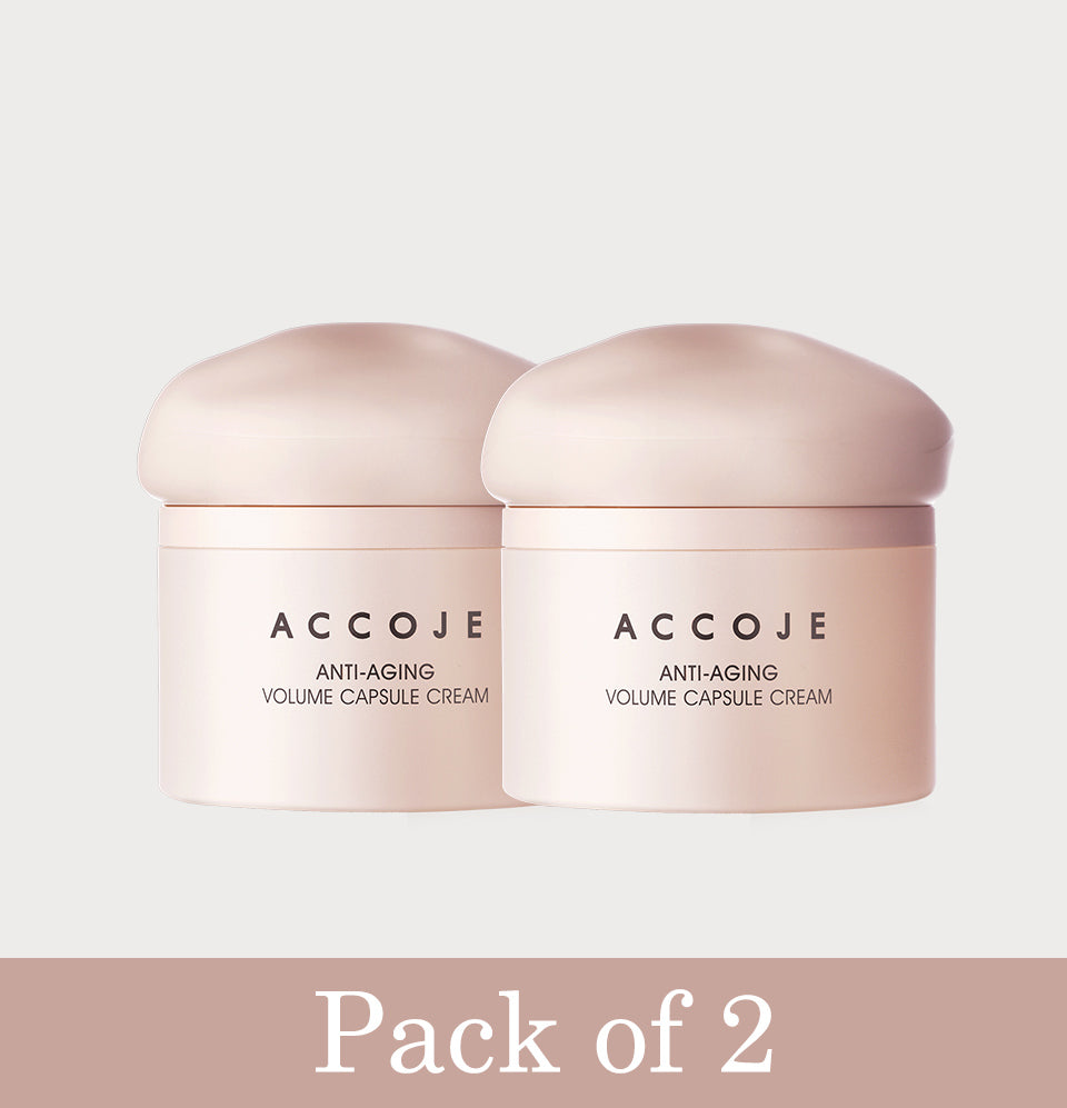 Anti Aging Volume Capsule Cream Pack of 2