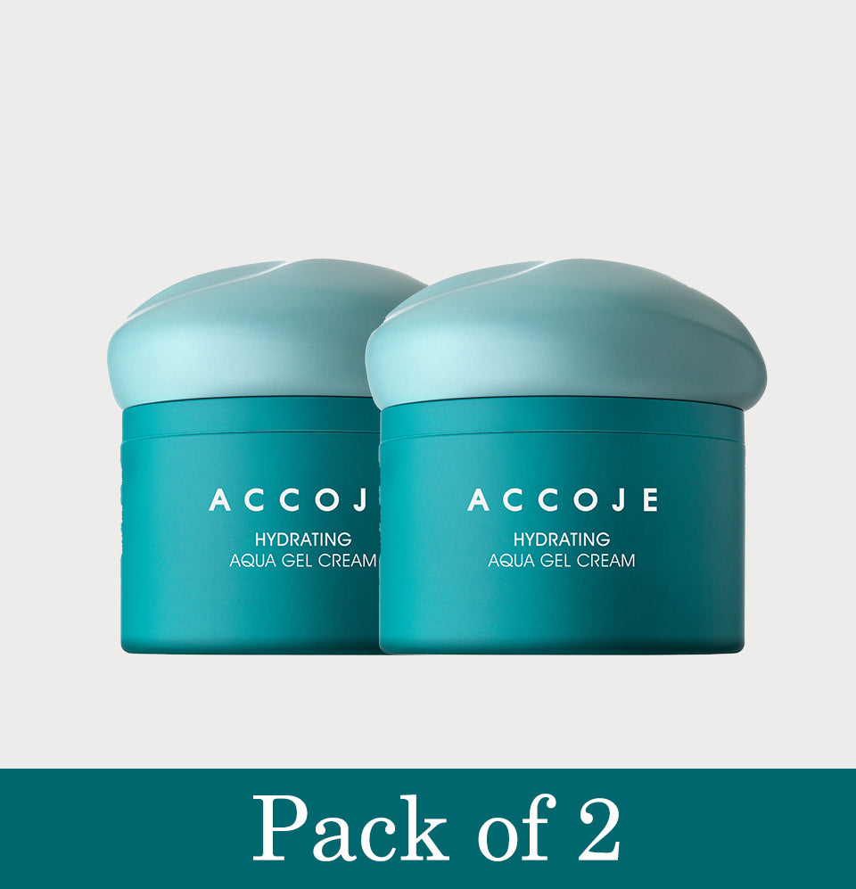 Hydrating Aqua Gel Cream Pack of 2