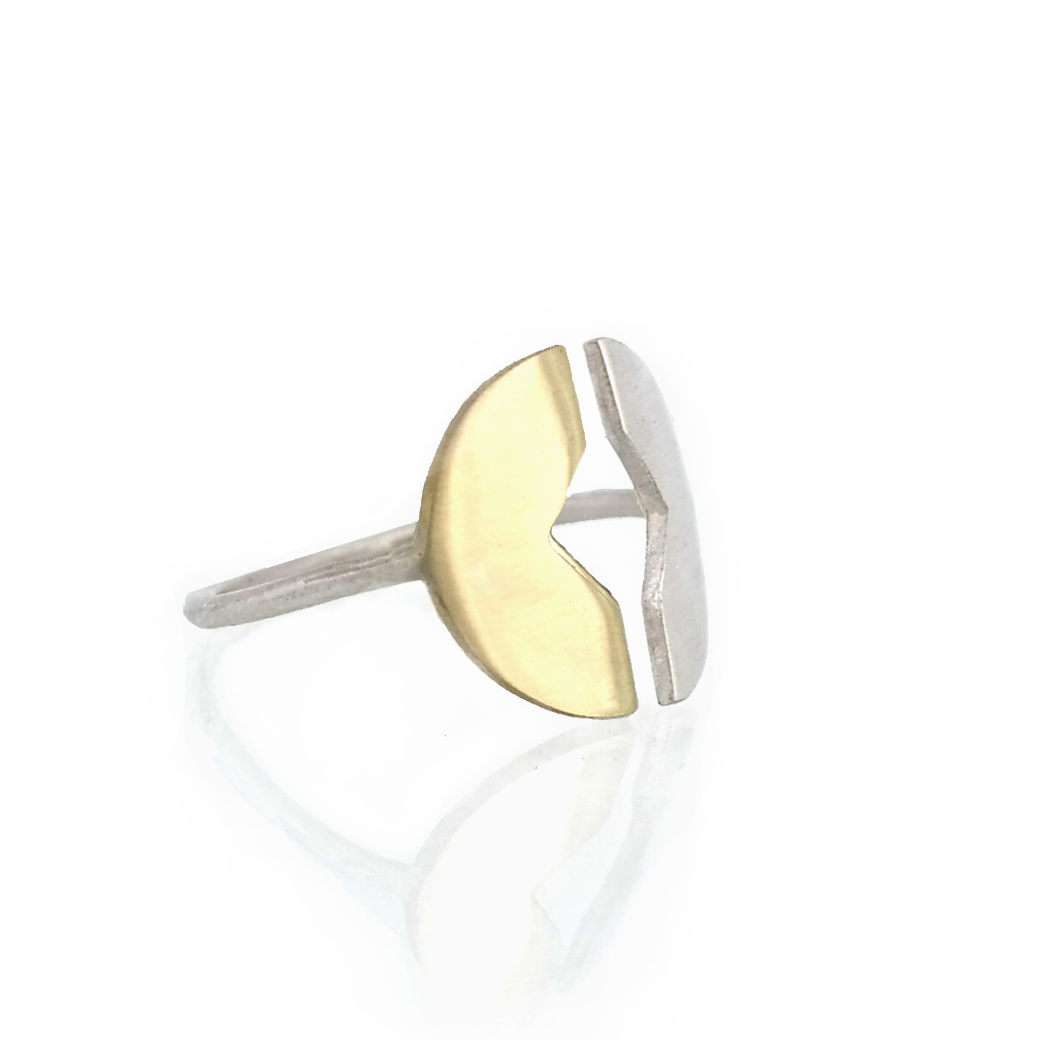 Mixed fawo Adjustable ring