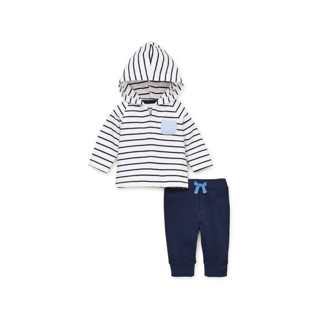 Little Me Set Sailor Pant Set