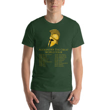 Load image into Gallery viewer, Alexander the Great tee shirt
