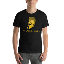 Load image into Gallery viewer, Molon Labe shirt