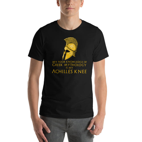 Funny ancient Greek mythology shirt