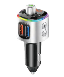 Blue Tooth Handsfree Car Charger with FM (BC58)