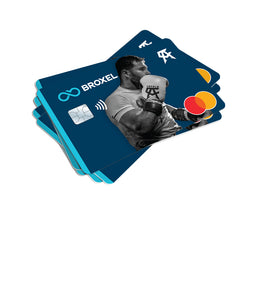 Plan Familiar Broxel Canelo: 5 Tarjetas Contactless