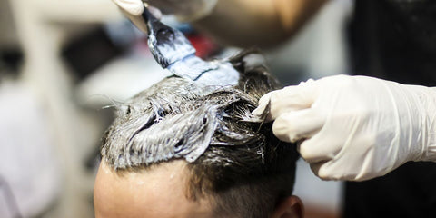 dyeing hair side effects