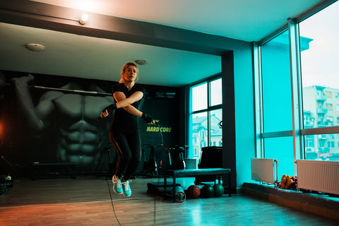 Jumping ropes for weight loss