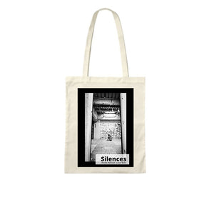 "Tote bag ""Silences"""