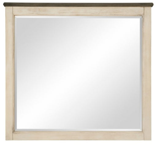 Homelegance Weaver Mirror in Antique white 1626-6 image