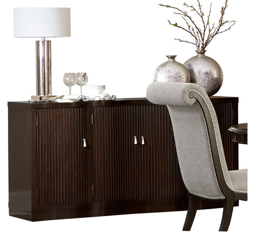 Homelegance Savion Server in Espresso 5494-40 image