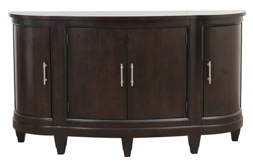 Homelegance Oratorio Server in Dark Cherry 5562-40 image