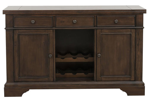Homelegance Reid Buffet/Server in Dark Cherry 5267RF-55 image