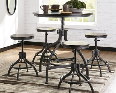 Odium Signature Design by Ashley Dining Table