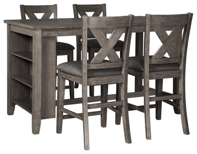 Caitbrook 5-Piece Dining Room Set
