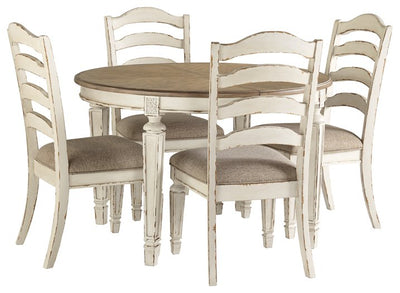 Realyn 5-Piece Dining Room Set
