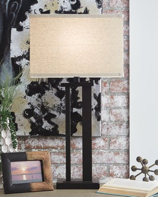 Aniela Signature Design by Ashley Table Lamp Set of 2