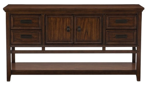 Homelegance Frazier Park Server in Dark Cherry 1649-40 image