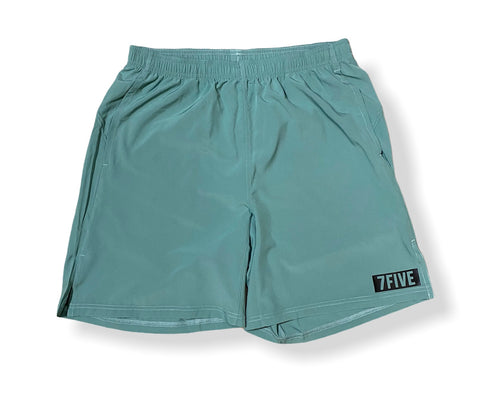 Mens Delta Short - Ash Green - 7Five Clothing Co.