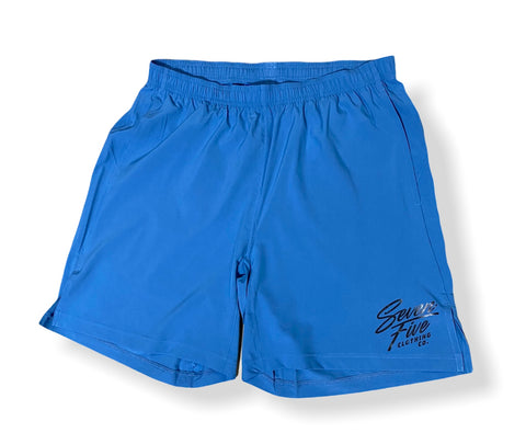 Mens Delta Short - Blue Ash - 7Five Clothing Co.