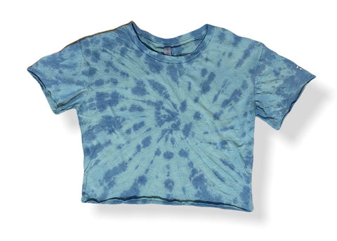 The Ali - tie dye crop tee - Limited Edition - 7Five Clothing Co.
