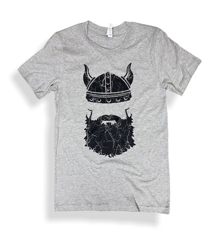 Viking - Athletic Heather Crew - 7Five Clothing Co.
