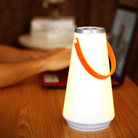 Portable Wireless Rechargeable LED Touch Night Light - UK Merchants