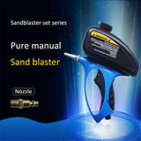 Anti-rust Handheld Sandblaster - UK Merchants