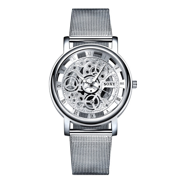 Skeleton Wrist Men's Watch