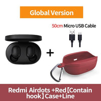 Xiaomi Redmi Airdots TWS Bluetooth 5.0 Earphone Stereo - UK Merchants